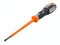 Irazola Tekno+ VDE Slotted Screwdrivers (3 Sizes)