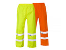Hi Visibility Waterproof Trousers