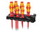 Wera 160i 6pc Rack Screwdriver Set Kraftform plus