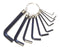 10pc Budget Hex Key Set