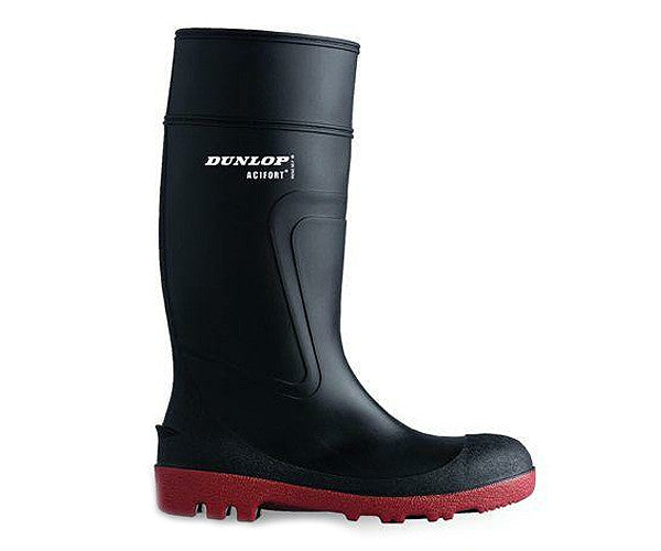 Dunlop Acifort Safety Wellingtons