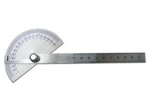 Engineers' Stainless Protractor