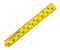 Fisco Yellow ABS Nylon Rule