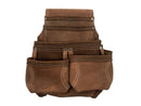 Crazy Horse Single Leather Tool / Nail Bag