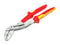 Knipex Alligator 1000v Rated VDE Water Pump Pliers 88 06 250