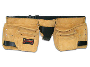 Standard Double Leather Tool / Nail Bag
