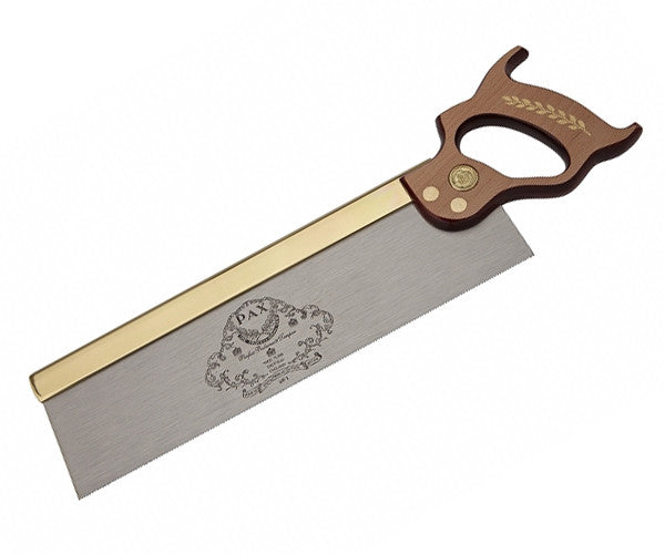 Pax 12 Inch Brass Backed Tenon Saw