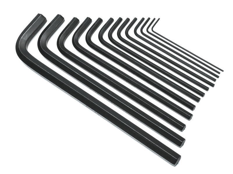 Single Hex Keys 0.9-27mm