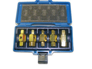 5pc Sump Plug Removal Kit (10 Sizes)