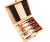 Luban 4pc Butt Chisel Set