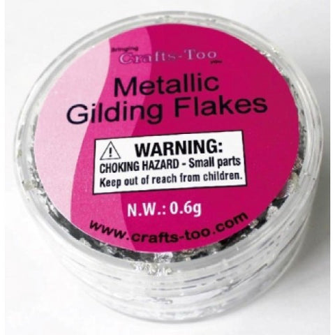 Gilding & Mica Flakes - Various Options