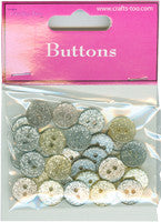 Sparkly Buttons