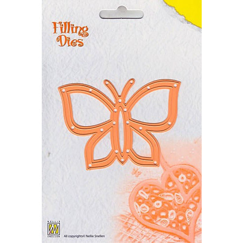 Butterfly Filling Die