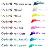 Stardust Gelly Roll  - Various Colours