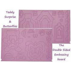 Teddy Surprise & Butterflies