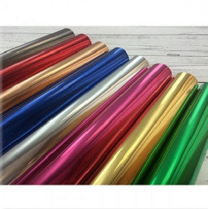 Add a Pop of Colour with Our Vibrant Foils!