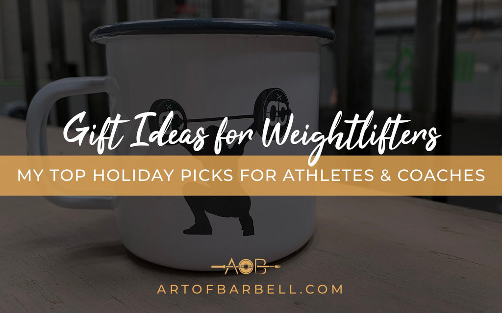 Top Gifts Ideas for Weightlifters