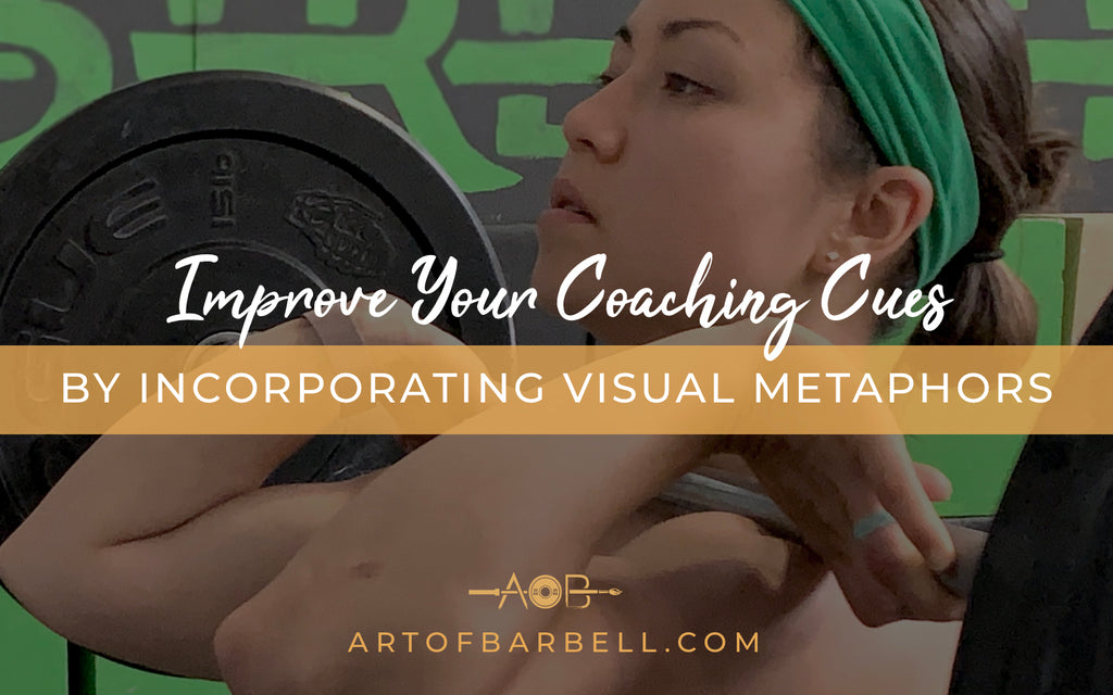 Incorporating Visual Metaphors In Your Coaching Cues