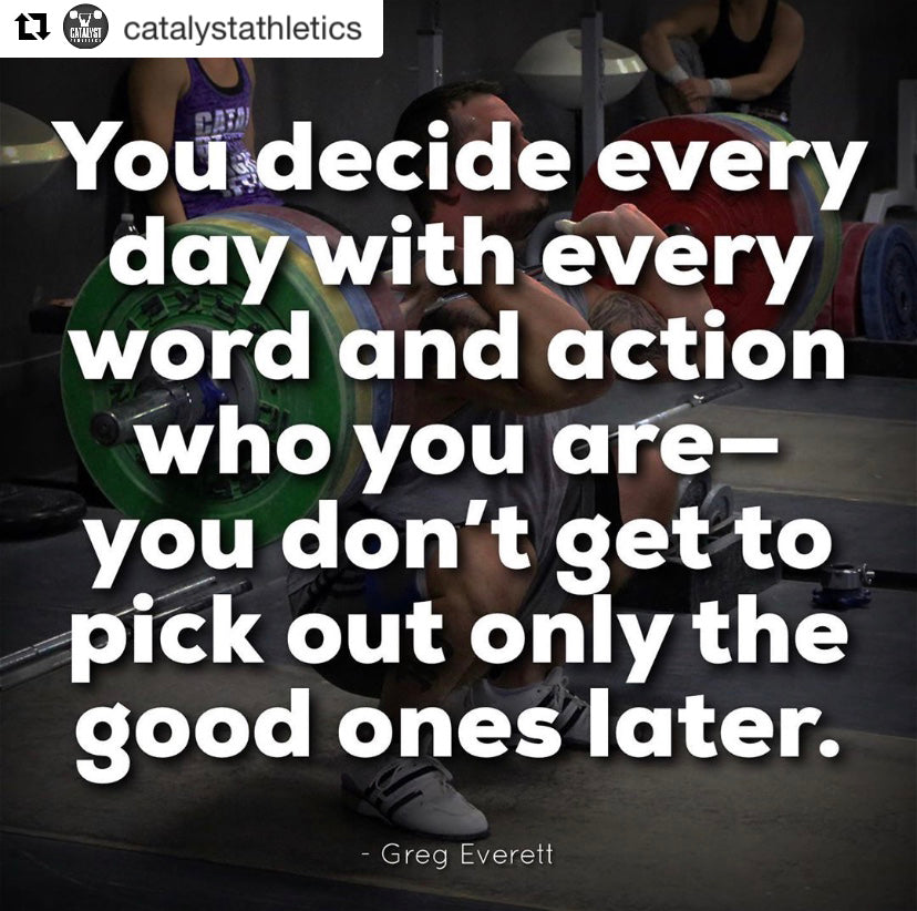Reposting and giving credit to content that others created - @artofbarbell_