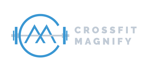 CrossFit Magnify Artwork by Snow Charpentier, Art of Barbell