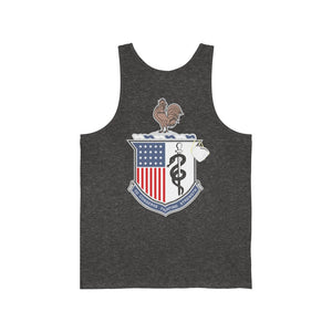 Physician 811-1 UAMTF  Tri-Blend Tank Top