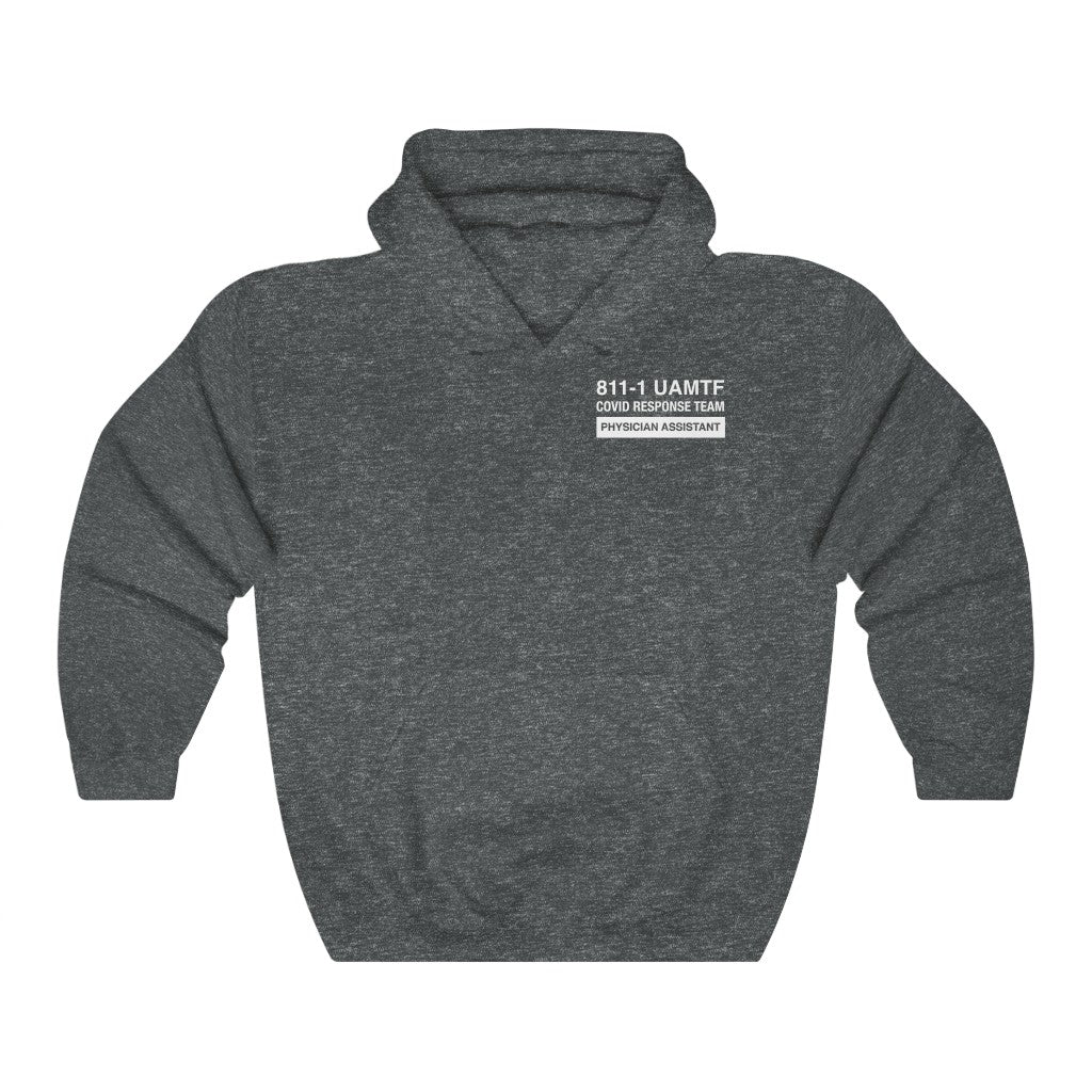 Physician Assistant 811-1 UAMTF Hoodie