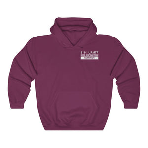 Nutrition UAMTF Hoodie
