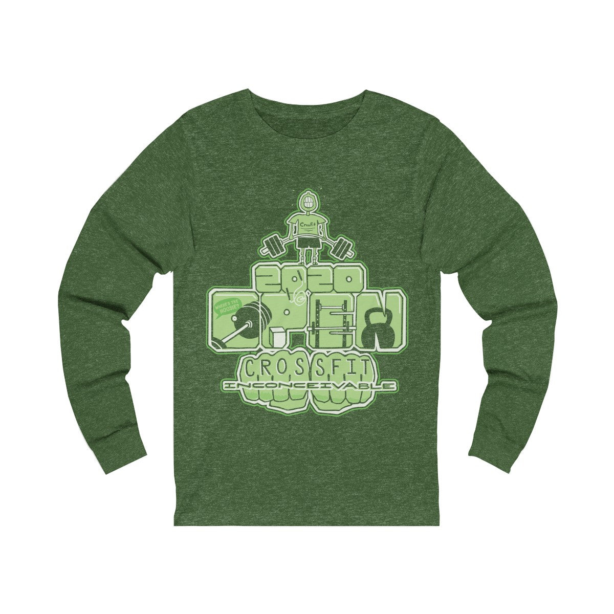 CFINC Open Long Sleeve