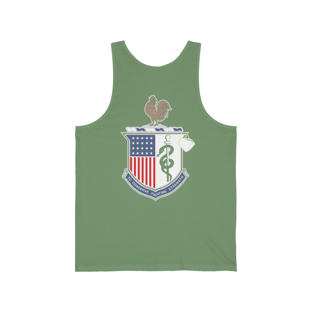 Respiratory Therapist 811-1 UAMTF Tank Top
