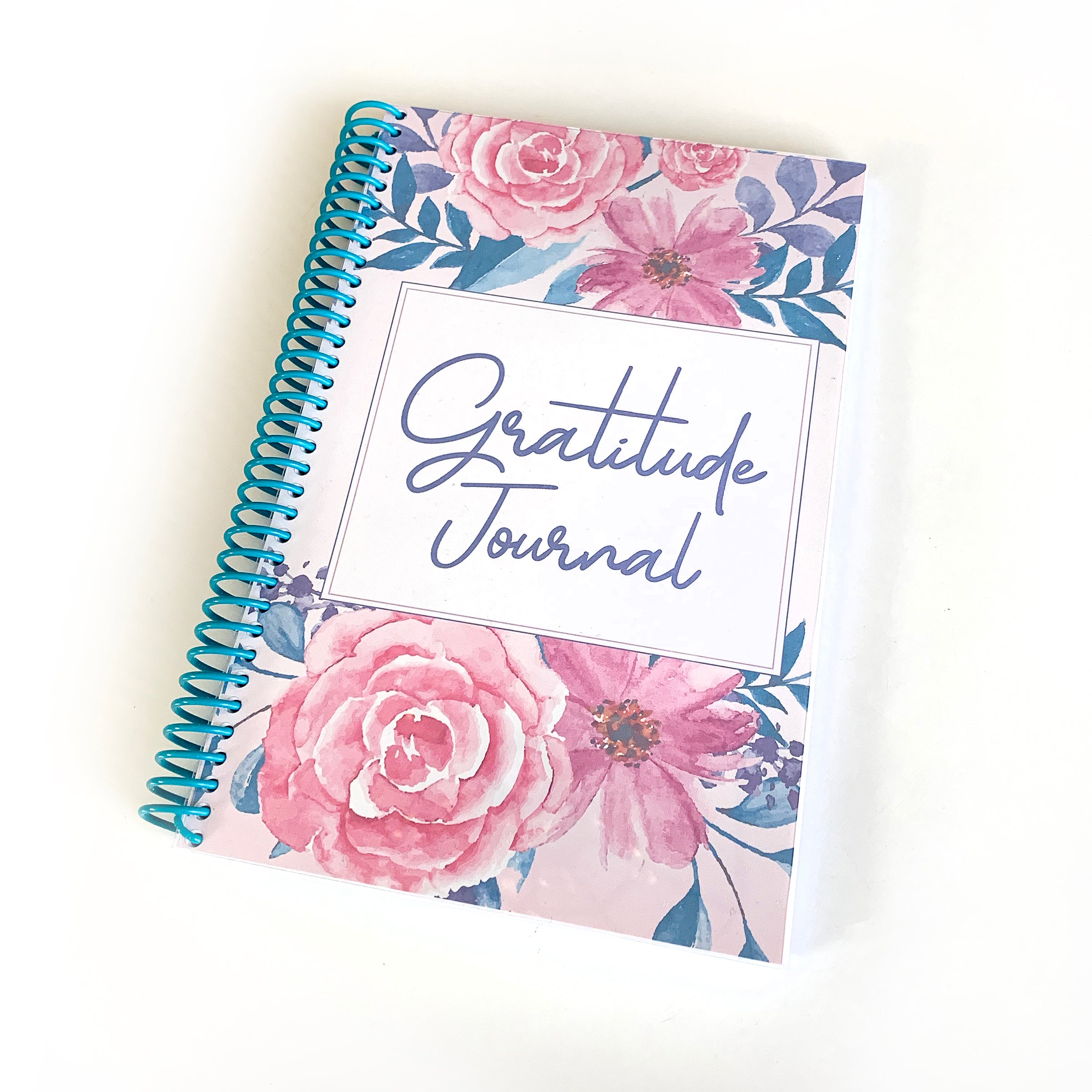 One Minute Gratitude Journal For Women