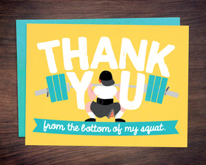 Deepest Thank You Card
