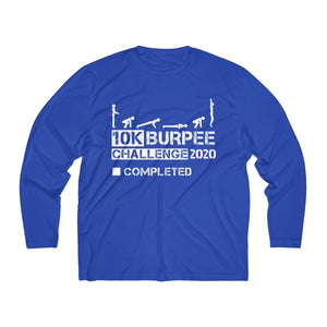 10K Burpee Sportek Long Sleeve