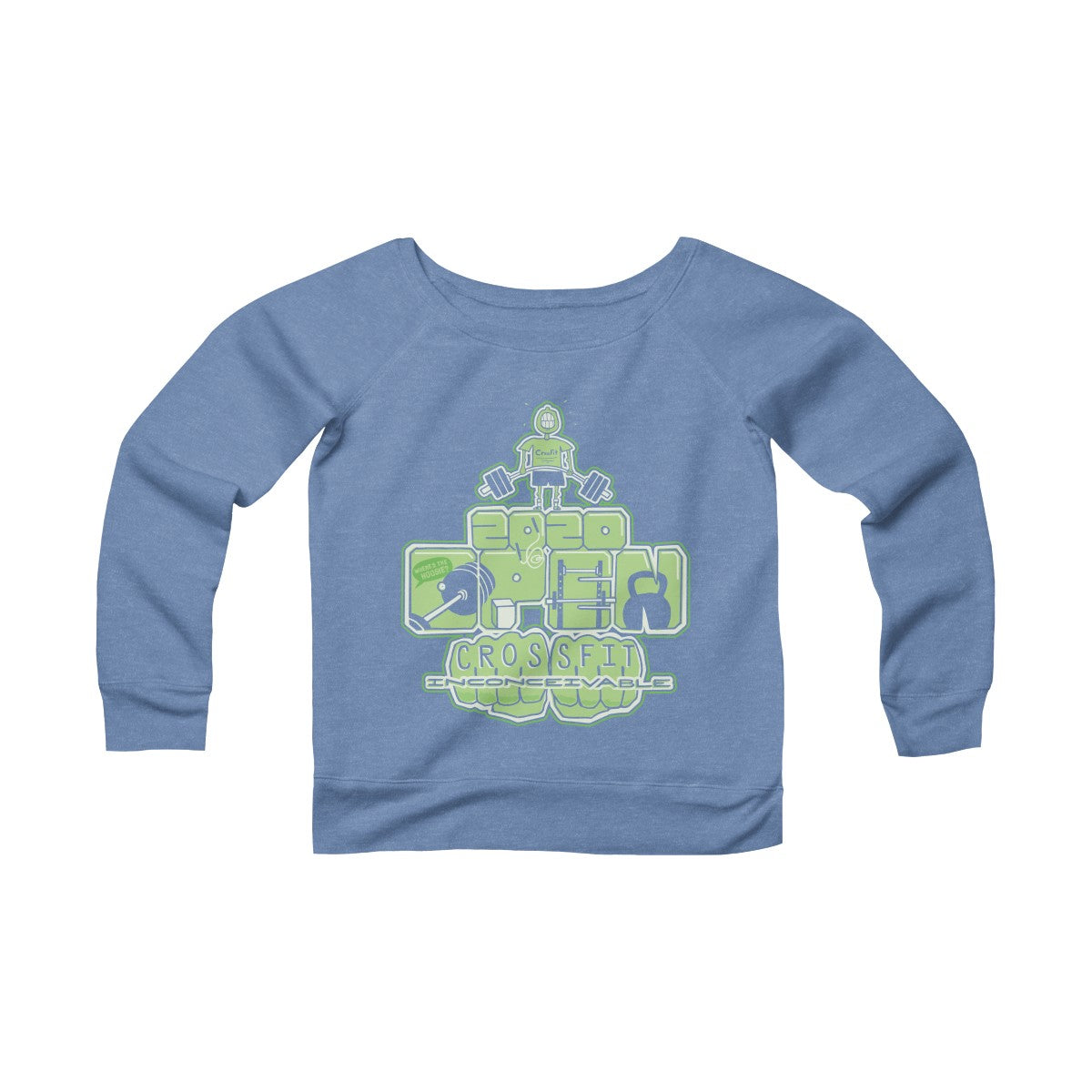 CFINC Open Womens' Fleece Sweatshirt