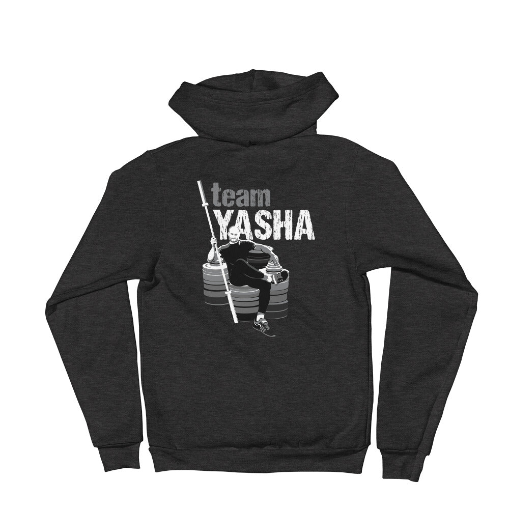 Team Yasha Zip Jacket