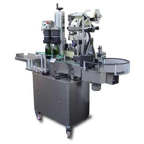 Automatic Bottle Labeller - LA-18