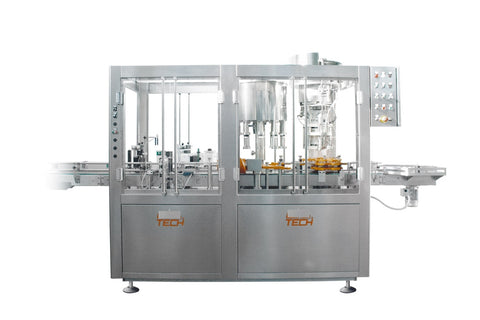 All-in-one Filler/Crowner/Labeller