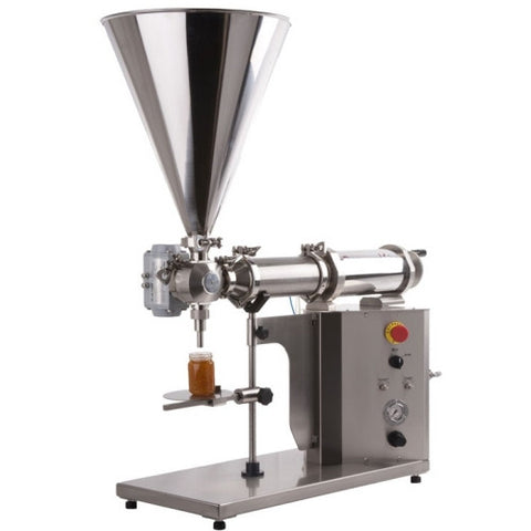 Volumetric filler FL-07 with hopper