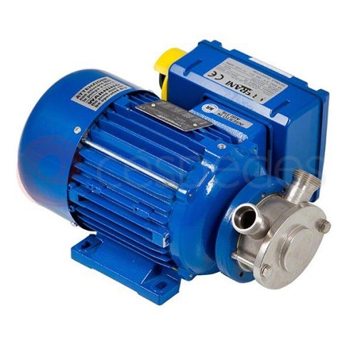 PR02a flexible impeller pump