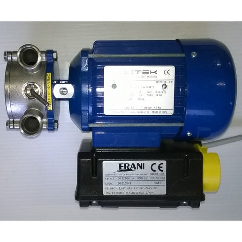 Impeller Liquid Pump  PR-02b