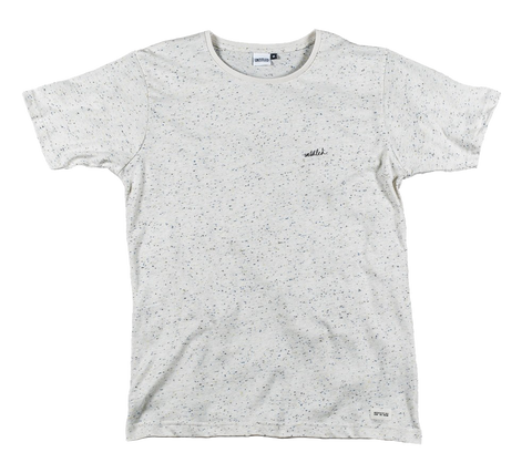Speckled Tee Cream