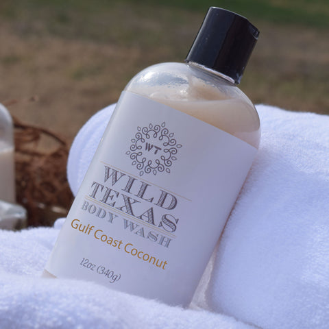 Gulf Coast Coconut Body Wash