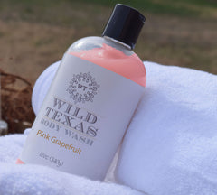 Pink Grapefruit Body Wash