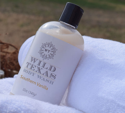 Southern Vanilla Body Wash
