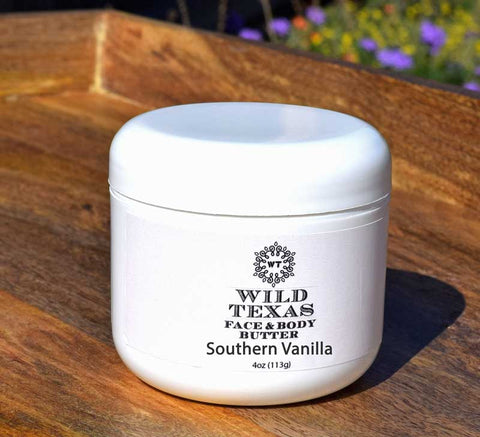 Southern Vanilla Face & Body Butter
