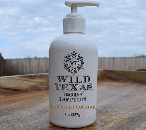 Gulf Coast Coconut Body Lotion