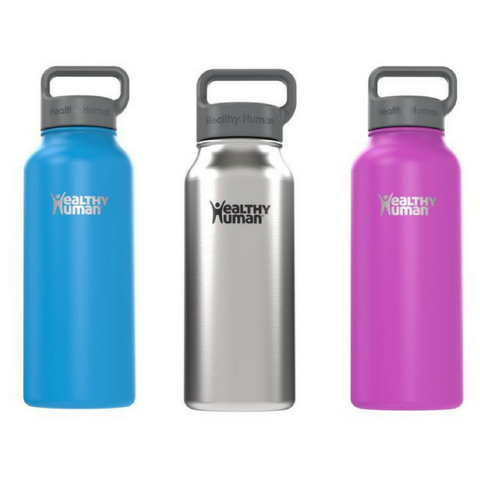 Healthy Human - 21 oz Vacuum Insulated Stainless Steel Steins