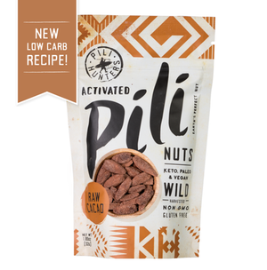Pili Hunters - Pili Nuts - Raw Cacao - 1.85 oz