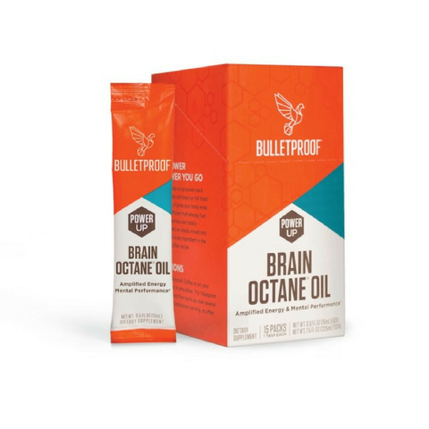 Bulletproof® - Brain Octane Oil - GoPacks
