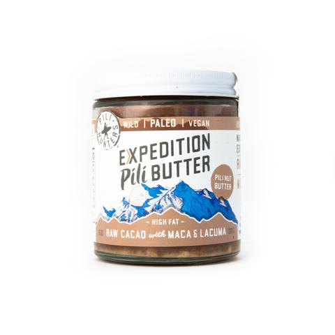 Pili Hunters - Expedition Pili Butter - Raw Cacao Superfood - 6 oz
