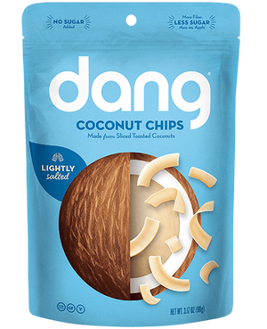 Dang - Toasted Coconut Chips - Lightly Salted - 1.43 oz